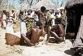 view Zul women at the market, Zaranda village, east of Jos, Nigeria digital asset: Zul women at the market, Zaranda village, east of Jos, Nigeria