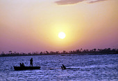 view Fishing on Lake Karoun, Al Fayyum, Egypt digital asset: Fishing on Lake Karoun, Al Fayyum, Egypt
