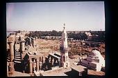 view Mosque of Abu el-Haggag, Luxor, Egypt digital asset: Mosque of Abu el-Haggag, Luxor, Egypt