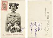view S. O. Madagascar - Types Malgaches Femme Veso digital asset: S. O. Madagascar - Types Malgaches Femme Veso