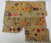 view Embroidery sampler digital asset number 1