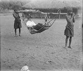 view In Luba countryside A hammock digital asset: In Luba countryside A hammock