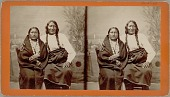 view Rocky Bear and Wife in Native Dress n.d digital asset number 1