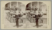 view Aguador (Water Carrier) in Native Dress with Jars Strapped to Head n.d digital asset number 1