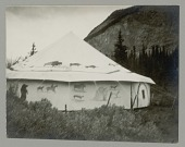 view Overall View of Painted Tent JUL 1924 digital asset number 1