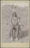 view White Bull (Man) in Native Dress 1897 digital asset number 1