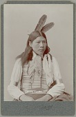 view Portrait of Bring the White in Native Dress n.d digital asset number 1