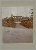 view Garden and Plaza with Pavillion n.d digital asset number 1