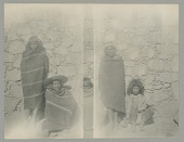 view Five Men in Native Dress digital asset: Five Men in Native Dress