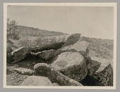 view Sacrifice Stones, Looking West digital asset: Sacrifice Stones, Looking West