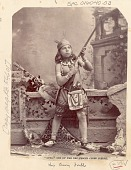 view Roy Otto (Nez Perce) with Rifle and Revolver n.d digital asset number 1