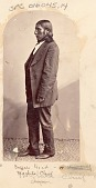 view Portrait of Good Buffalo (Profile) JUN 1871 digital asset number 1
