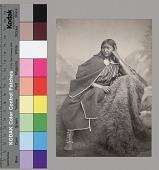 view Comanche Woman 1867-75 digital asset number 1