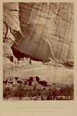 view View of Ruins of Pueblo 1873 digital asset number 1