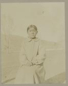 view Portrait of Young Schoolgirl 1900 digital asset number 1