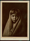 "view ""Navaho Child"" 1904 digital asset number 1"