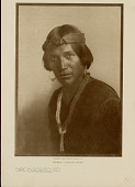 view Portrait of Pedrite (Young Man) in Native Dress 1905 digital asset number 1