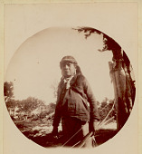 view Boy at Charlie the Weavers Camp 1892 digital asset number 1