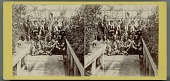 view Southern Plains Delegation at White House Conservatory, 27 MAR 1863 digital asset number 1