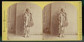 view Portrait of Red Cloud with horn headdress, rattle and shield, n.d digital asset number 1