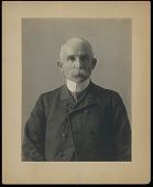 view Portrait (Front) of Q. M. Bond, undated digital asset number 1