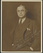 view Portrait (Front) of Arno B. Cammerer, Third Director of National Park Service, 1939 digital asset number 1