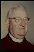 view Portrait (Front) of Rev James A. Geary, undated digital asset number 1
