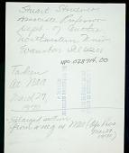 view Stuart Struever, 21 MAR 1970 digital asset number 1