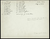 view Portrait of staff of Bureau of American Ethnology, DEC 1936 digital asset number 1