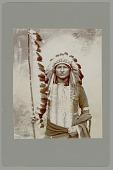 view Portrait of Strigi-La-Sapa, called Joe Black Fox Copyright 19 AUG 1901 digital asset number 1