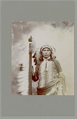 view Portrait of Aki-Ci-Ta-Na-Ji, Called Philip Standing Soldier, Copyright 19 AUG 1901 digital asset number 1