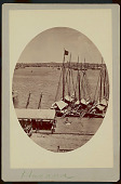view View of Sailing Ships at Dock in Harbor n.d digital asset number 1