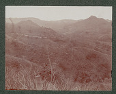 view Puerto Rican Landscape and Military Dirt Road 1901 digital asset number 1
