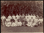 view Group of European tea managers and assistants, undated digital asset number 1
