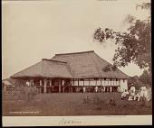 view Tea managers' bungalow in Assam, undated digital asset number 1
