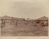 view Living quarters of Assamese tea workers, undated digital asset number 1