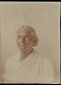 view Bust Depicting Tamil Woman n.d digital asset number 1