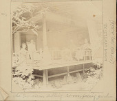 view Mr Vaughn, Helen Hamilton Gardener, and Matsumoto Family 1903 digital asset number 1