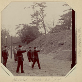 view Soldiers Aiming Guns 1904 digital asset number 1