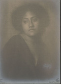 view Portrait of young Hawaiian woman 1909 digital asset number 1