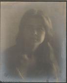 "view Portrait of ""Irish-Hawaiian"" girl 1909 digital asset number 1"