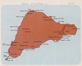 view Map of Easter Island 1968 digital asset number 1