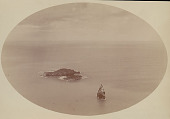 view View of Two Islands Off Southwest Point of Island DEC 1886 digital asset number 1