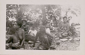 view Group in Costume in Jungle Clearing n.d digital asset number 1