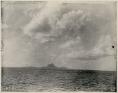 view View of Bora Bora Island Across Water 1899 digital asset number 1
