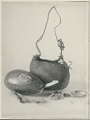 view New Guinea decorated gourd basket n.d digital asset number 1