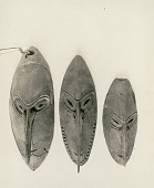 view New Guinea mask n.d digital asset number 1