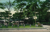 view View of U S Army Headquarters Buildings of Department of Luzon n.d digital asset number 1