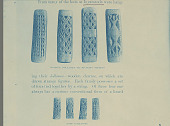 view Charm, 4, Wood: Called Dollass Charm, 4, Bone:Called Dollass (Set of Four Owned by Family: One of Them Always in Lizard Form; Others Geometric Designs n.d digital asset number 1