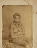 view Portrait of Maiden in Costume 1890 digital asset number 1